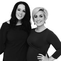 Charlene Flanagan and Niamh Ryan