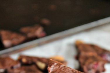 Dark-Chocolate-Almond-and-Cranberry-Bark-Simple-and-savory