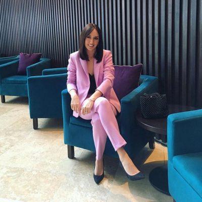 Trish O'Sulivan - The Savvy Sartorialist