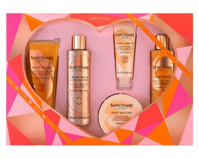 Sanctuary Spa Indulgence gift set, Boots €26
