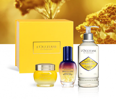Divine and Reset Collection L'Occitane