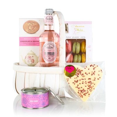 The Ladies Luxury hamper gift basket, Cuckooland €45