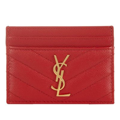 YSL Loulou monogram cardholder, Brown Thomas €195
