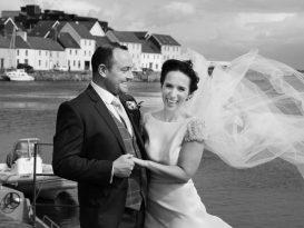 Ann Marie Hession and Ian McElligott Wedding