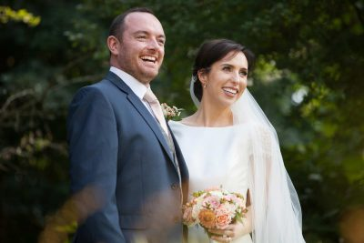 Ann Marie Hession and Ian McElligott Wedding