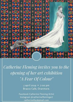A Fear of Colour by Catherine Fleming