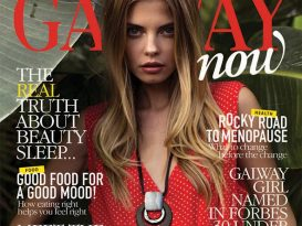 May 2019 Cover of GALWAYnow magazine