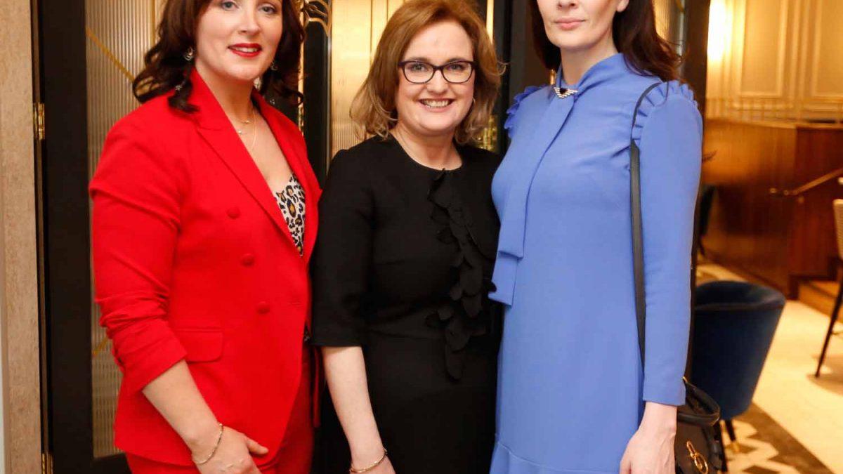 Cathriona King, Karen Jones, Laura Jayne Halton
