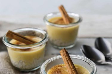 Dr Eva Orsmond Rice Pudding Recipe