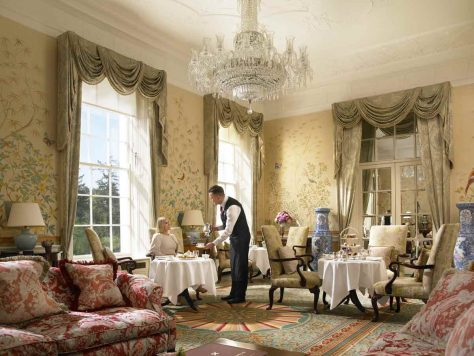 The Chinese Drawing Room at the K Club