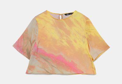 Tie-dye-crop-top,-Zara-€19