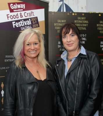 SANDRA BUTLER AND LOUISE MULDOWNEY