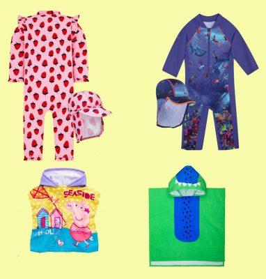 Sun Essentials For Children