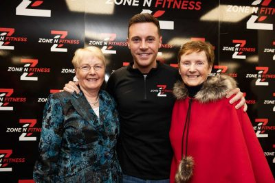 Zone N Fitness Official Opening