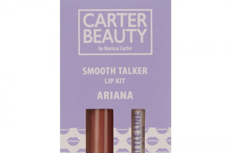 Carter Beauty by Marissa Carter Smooth Talker Lip Kit_Ariana_ €9.95 01