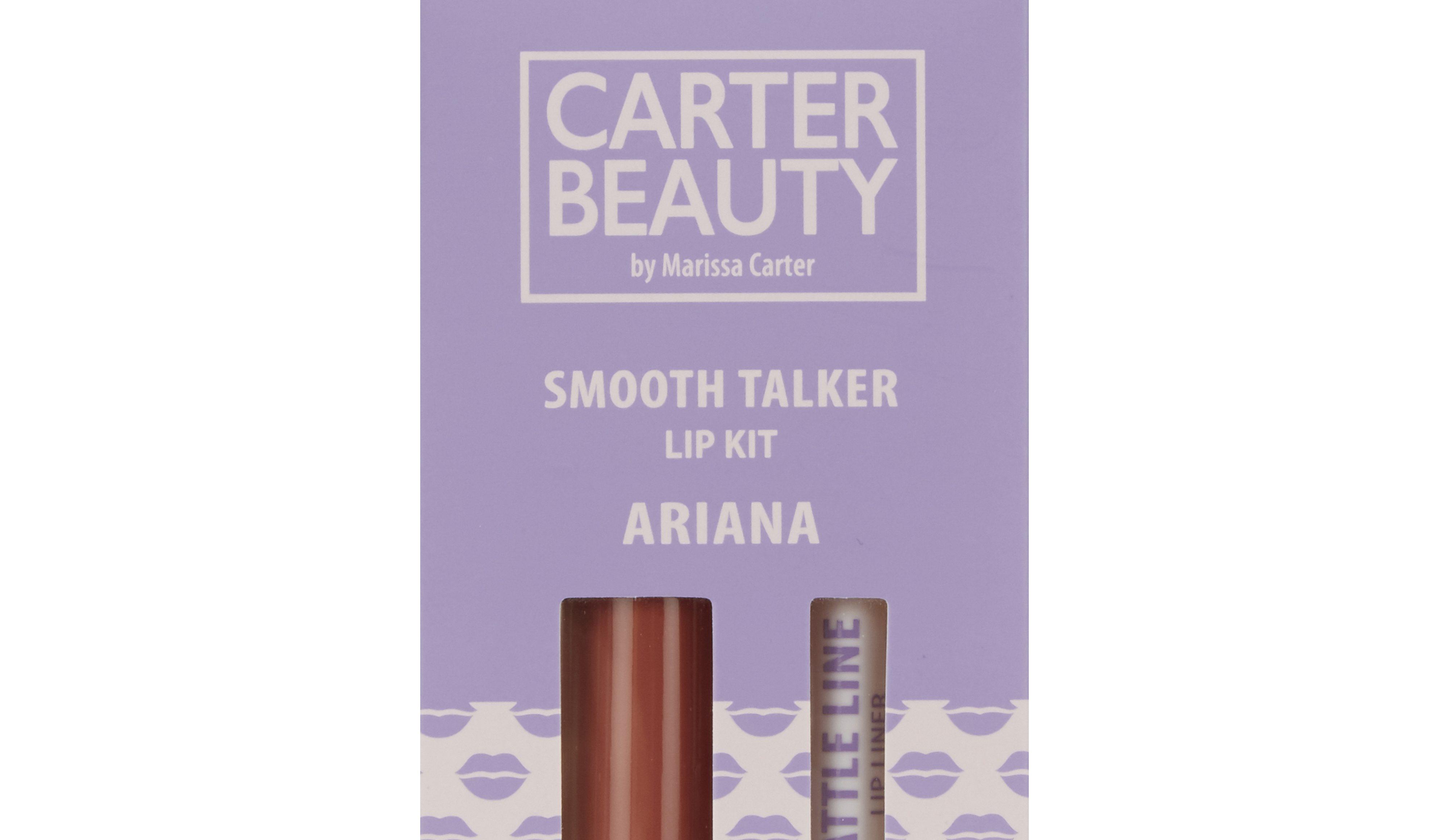 Carter Beauty by Marissa Carter Smooth Talker Lip Kit_Ariana_ €9.95 01