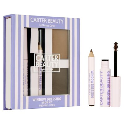 Carter Beauty by Marissa Carter Window Dressing Brow Kit _Medium Dark_€9.95 04