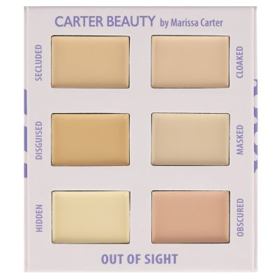 Carter Beauty by Marissa Carter_ Full Out Of Sight Concealer Palette €7.95_02