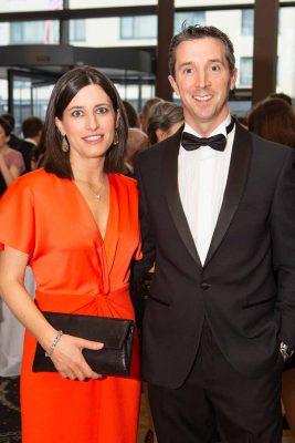 Jennifer McCafferly & Seamus Sharkey