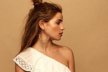 Or Jewelley Soru Mega Hoop Earrings