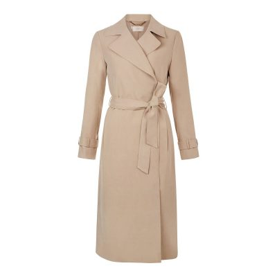 The Classic Trench Coat HOBBS, €148, Brown Thomas
