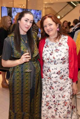 Katie Ann McGuigan & Constance Harris