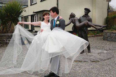 Lynda McKenna and Matthew O'Connor