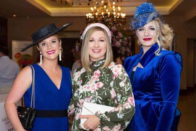 Grainne Smyth, Sarah Bennett and Margaret O'Connor.