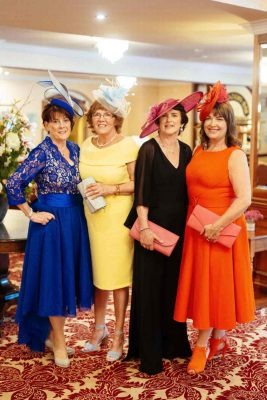 Brigid Newman, Martina Griffin, Ger O'Flaherty, Aileen McDonnell