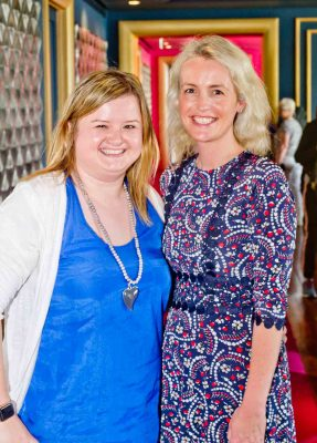 Joanna O'Donnell & Lorna Lavelle from Knocknacarra