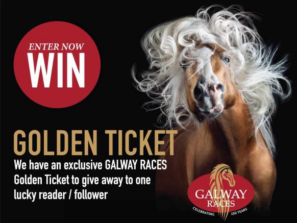 Galway Races Golden Ticket Competition