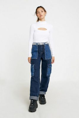 BDG Patchwork Skate Jeans - Urban Outfitters - €65.00