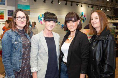 Colette Lynch, Eimear Kelly, Orla Tigue & Natalie Coen