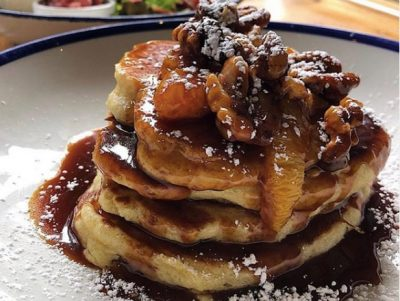 Pancakes from Dela