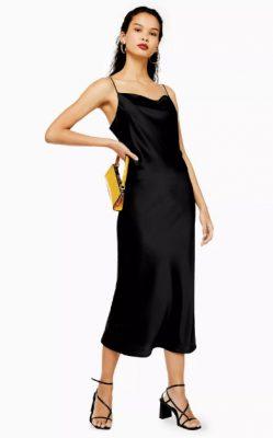 Rope Midi Slip Dress - TOPSHOP - €52
