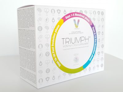 Triumph® Monthly Cycle Supplement €49.99