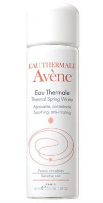 AVÈNE THERMAL SPRING WATER SPRAY 100ML - €5