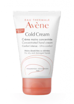 HAND CREAM WITH COLD CREAM 50ML - €9
