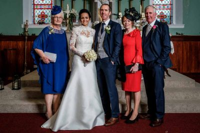 Emma Kilkelly and Kevin Briscoe Real Wedding