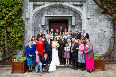 Amy Callaghan & Christopher Place Real Wedding