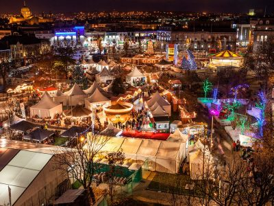 Light Up Eyre Square