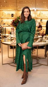 Brown Thomas Jimmy Choo AW19 collection Event