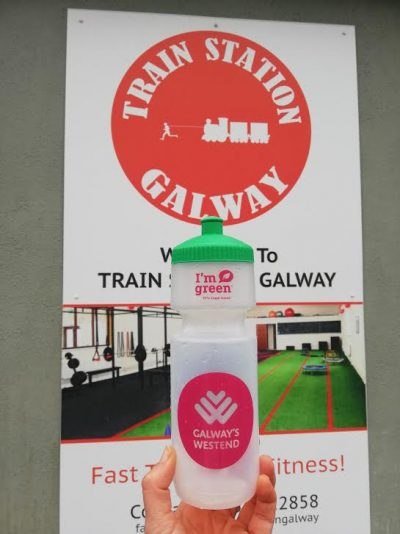galway westend water bottle reusable sustainable eco-friendly