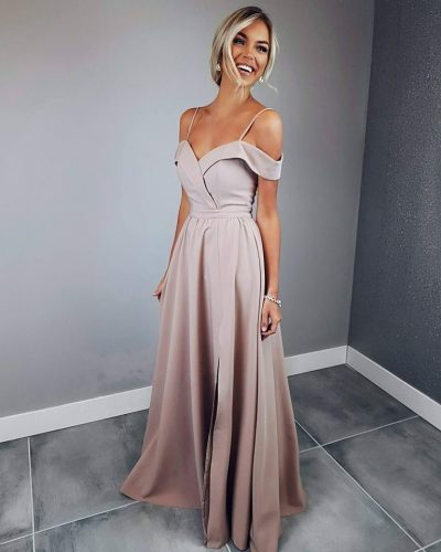 Sample dresses can be sent to you for your bridesmaids to try on at a convenient time from Riostyled.ie