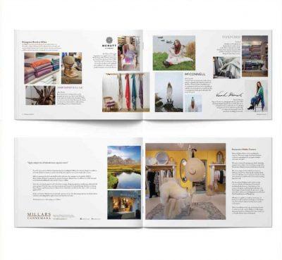 Millars booklet