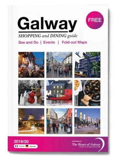 Galway shopping and dining cover