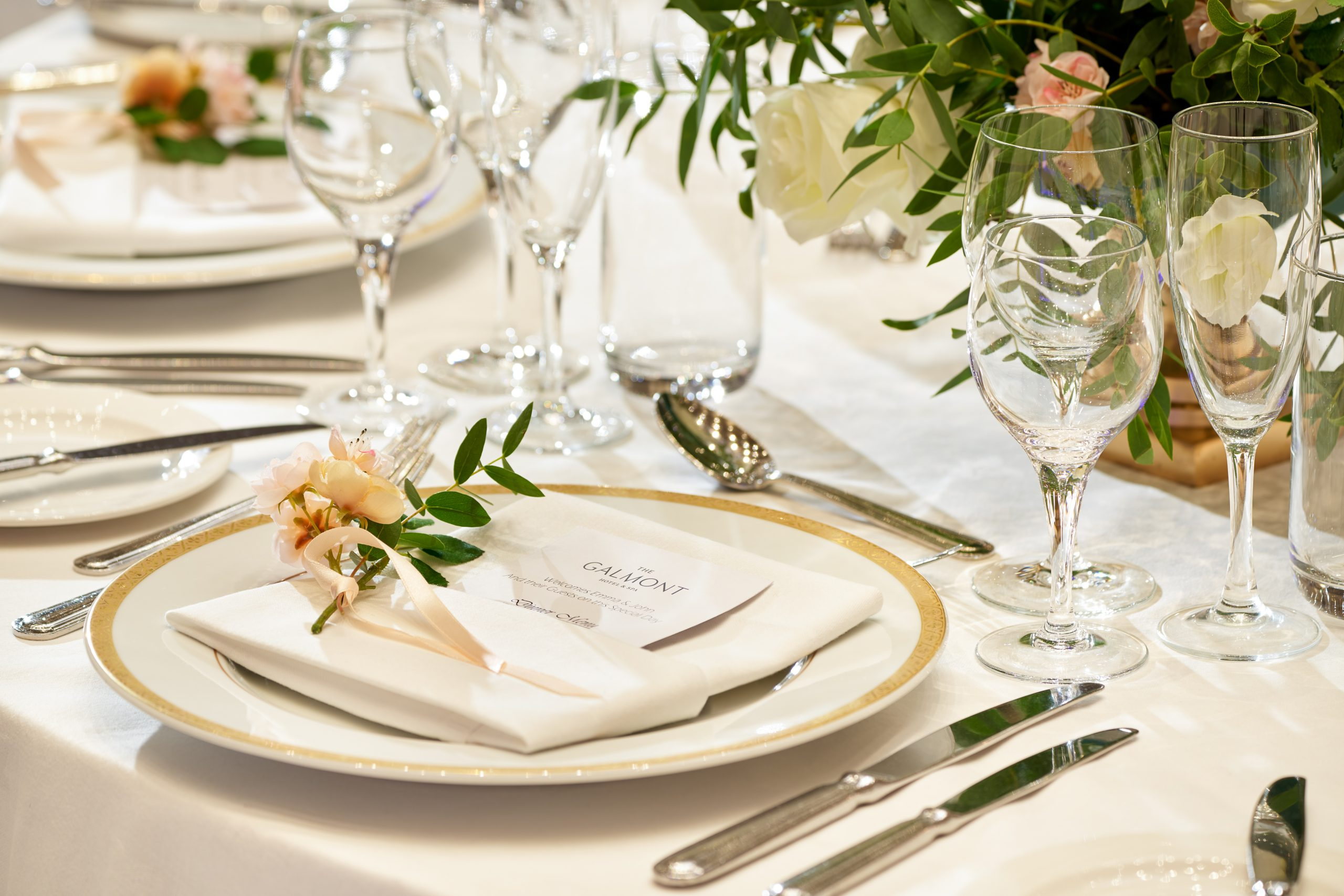 Weddings at The Galmont Hotel & Spa