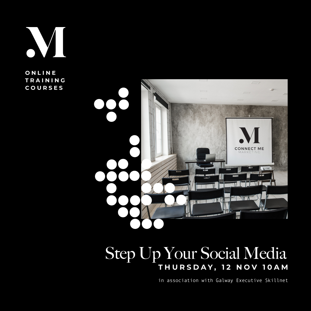 Step Up Your Social Media Training