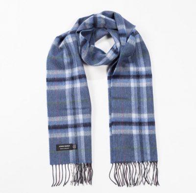 John Hanly, merino wool scarf 50.36 promo 20% code FATHERS2020