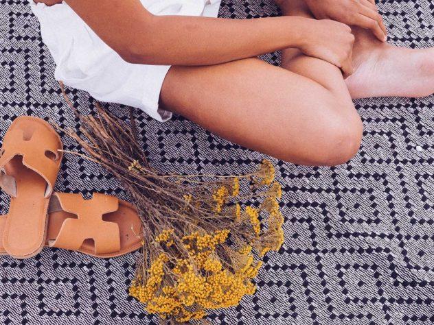 Retha Ferguson Summer Sandals